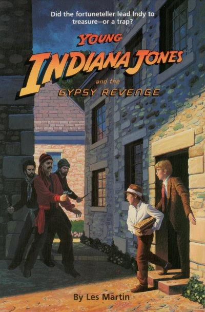 Young Indiana Jones and the Gypsy Revenge