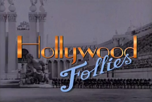 Young Indiana Jones and the Hollywood Follies