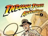 Indiana Jones Adventures: Volume 1