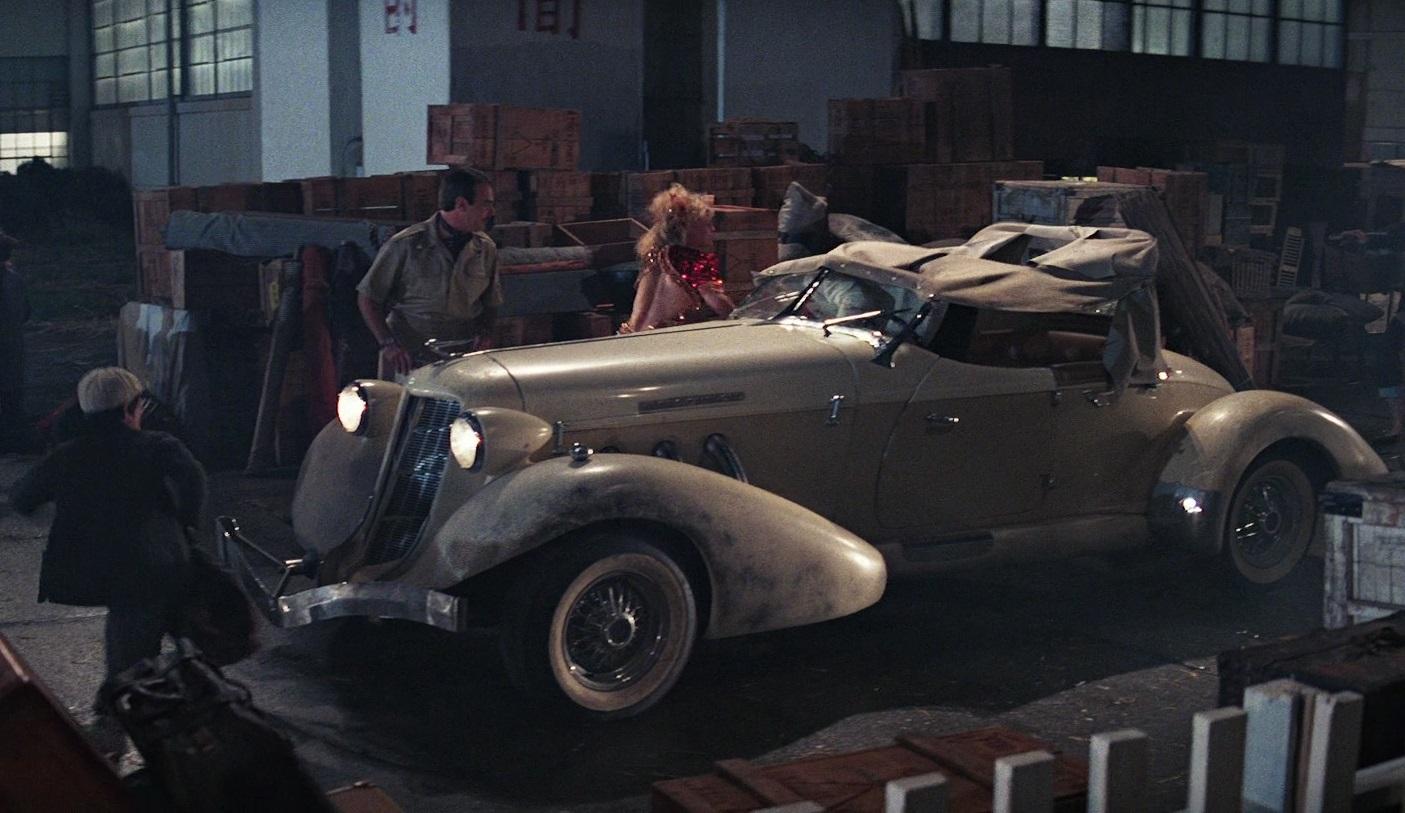 1934 Duesenberg Auburn Convertible Indiana Jones Wiki Fandom
