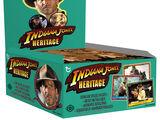 List of Indiana Jones trading cards