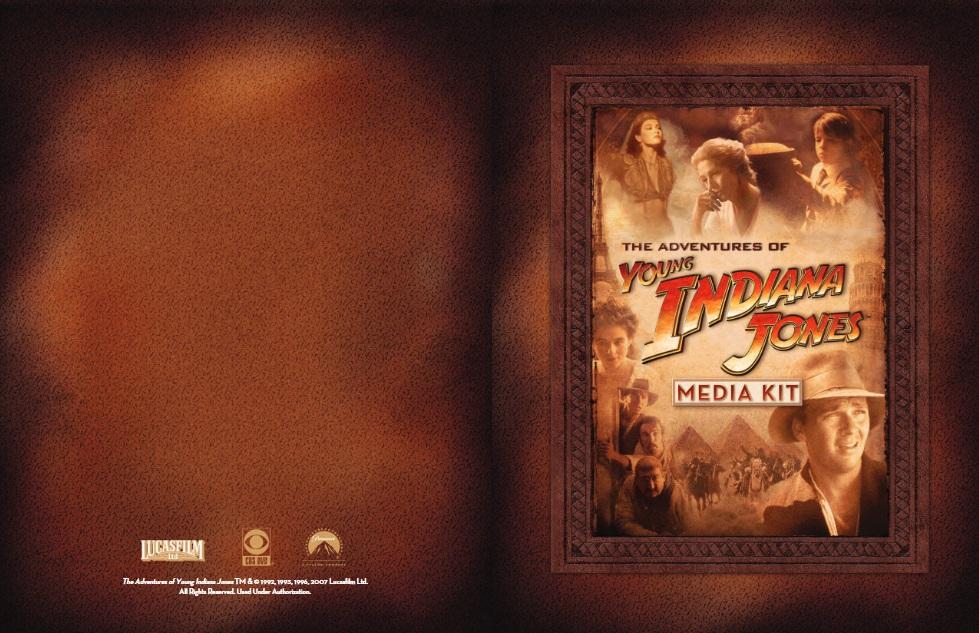The Adventures of Young Indiana Jones Media Kit