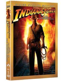 Indiana Jones And The Kingdom Of The Crystal Skull Dvd Indiana Jones Wiki Fandom