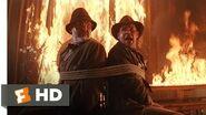 Indiana Jones and the Last Crusade (3-10) Movie CLIP - Fiery Escape (1989) HD