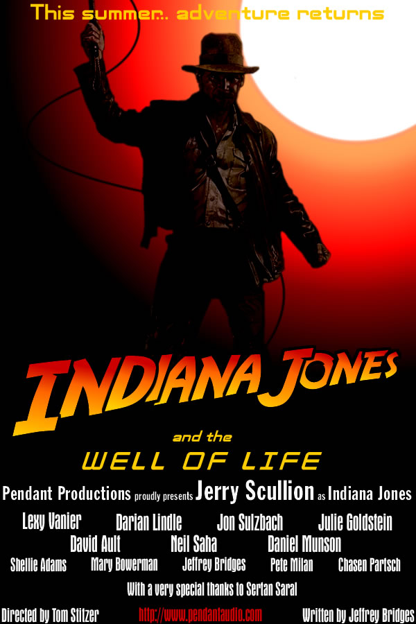Indiana Jones and the Well of Life