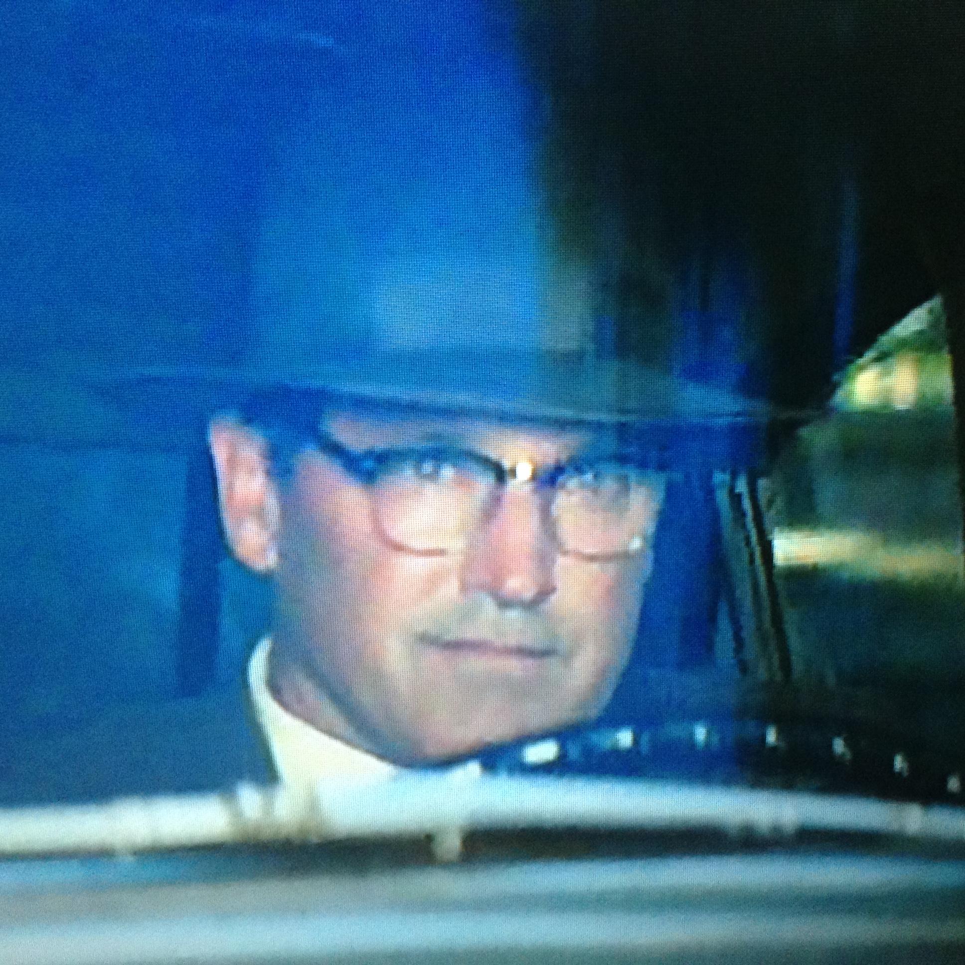 Second KGB driver