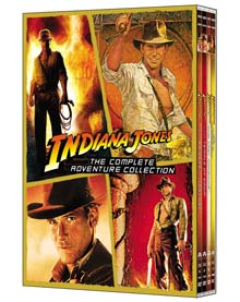 List of Indiana Jones films