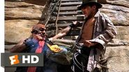 Indiana Jones and the Temple of Doom (10-10) Movie CLIP - The Stones Are Mine! (1984) HD