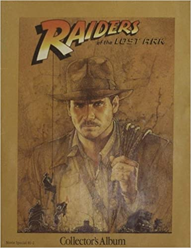 Raiders of the Lost Ark Collector's Album