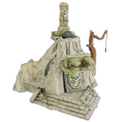 Lost Temple of Akator playset