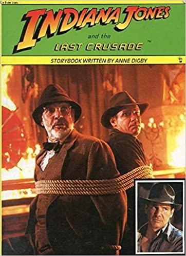 Indiana Jones and the Last Crusade (Storybook)