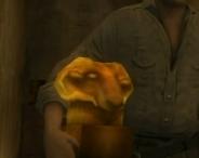 Ram's Head Bust