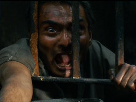 Fast Speaking Inmate