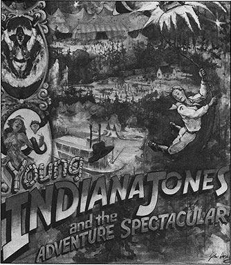 Young Indiana Jones and the Adventure Spectacular