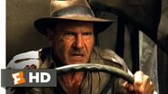 Indiana Jones and the Kingdom of the Crystal Skull (1-10) Movie CLIP - Warehouse Escape (2008) HD