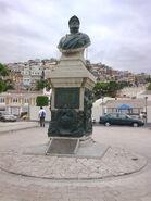 SageoEG - Busto de Francisco de Orellana 01