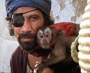 Charakter Affenmann 1