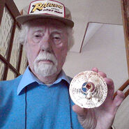 Ron Punter Headpiece