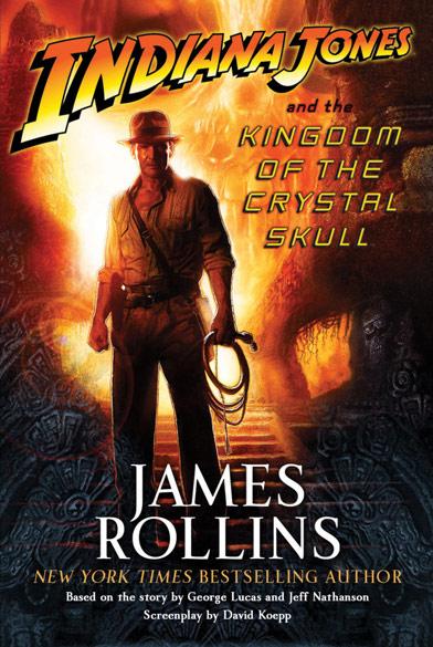 Indiana Jones and the Kingdom of the Crystal Skull (novel)