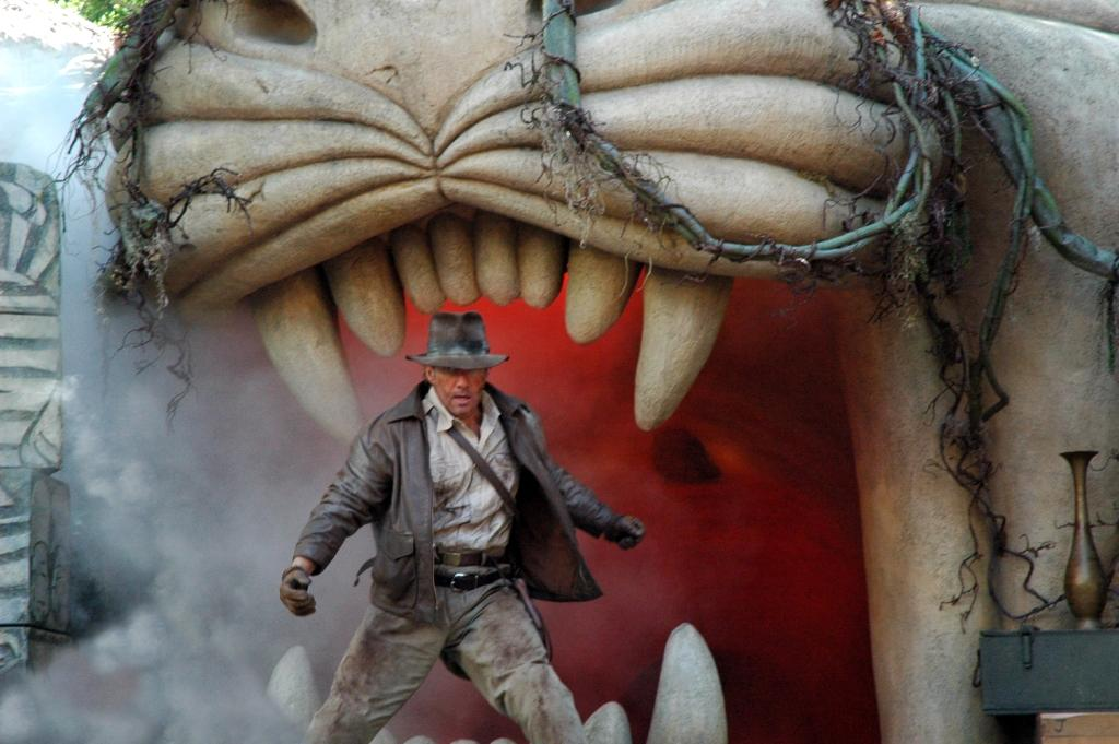 Indiana Jones and the Secret of the Stone Tiger