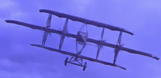 Pohl Giant Triplane
