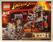 Lego Temple of Doom