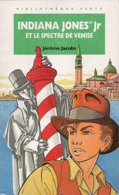 Indiana Jones Jr et le Spectre de Venise