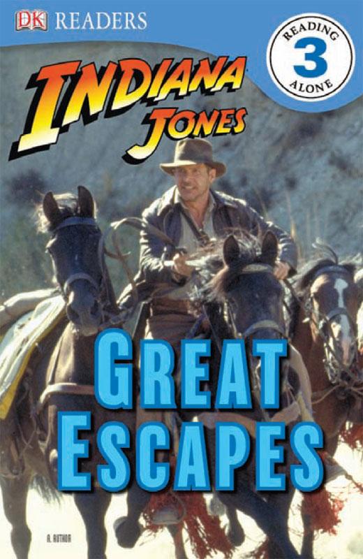 Indiana Jones: Great Escapes