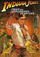 Cover Indiana Jones -Jäger des verlorenen Schatzes
