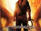 Indiana Jones and the Kingdom of the Crystal Skull Giant Coloring and Activity Book: A New Adventure!
