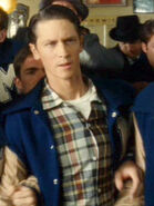 Bryan Thompson as letterman