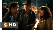 Indiana Jones and the Kingdom of the Crystal Skull (5-10) Movie CLIP - Marion is Your Mother? (2008) HD