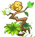 Smokey the Canary