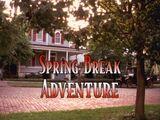Spring Break Adventure