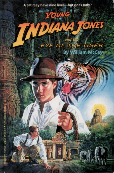 Young Indiana Jones and the Eye of the Tiger