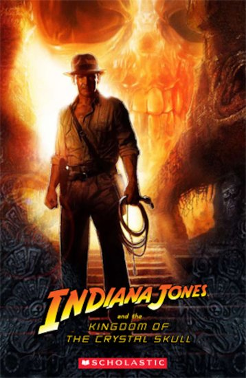 Indiana Jones and the Kingdom of the Crystal Skull (audio pack)