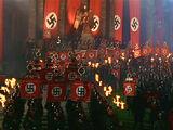 Berlin bookburning rally
