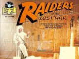 Raiders of the Lost Ark (Read-Along Adventure)