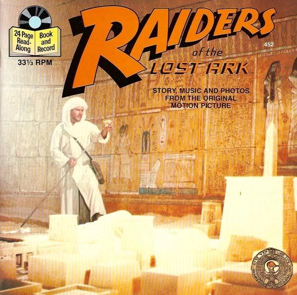 Raiders of the Lost Ark (Read-Along Adventure)