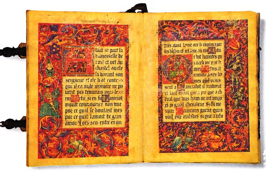 Friar's manuscript