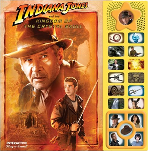Indiana Jones and the Kingdom of the Crystal Skull (Interactive Play-a-Sound)
