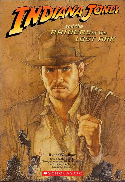 Indiana Jones and the Raiders of the Lost Ark (junior novelization)