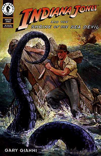 Indiana Jones and the Shrine of the Sea Devil