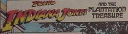 Young Indiana Jones and the Plantation Treasure (comic)