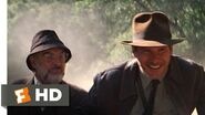 Indiana Jones and the Last Crusade (4-10) Movie CLIP - Motorcycle Chase (1989) HD
