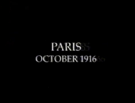Paris, October 1916