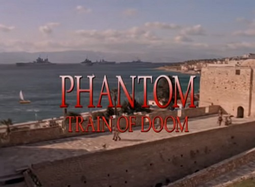 Young Indiana Jones and the Phantom Train of Doom