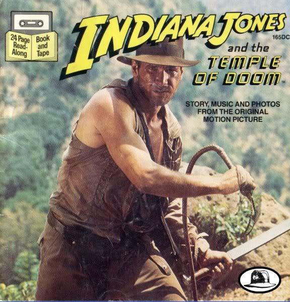 Indiana Jones and the Temple of Doom (Read-Along Adventure)