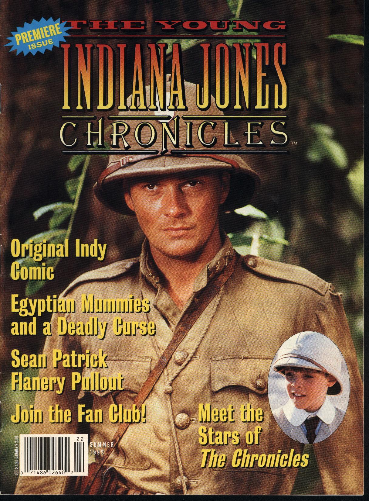 The Young Indiana Jones Chronicles Magazine Indiana Jones Wiki Fandom