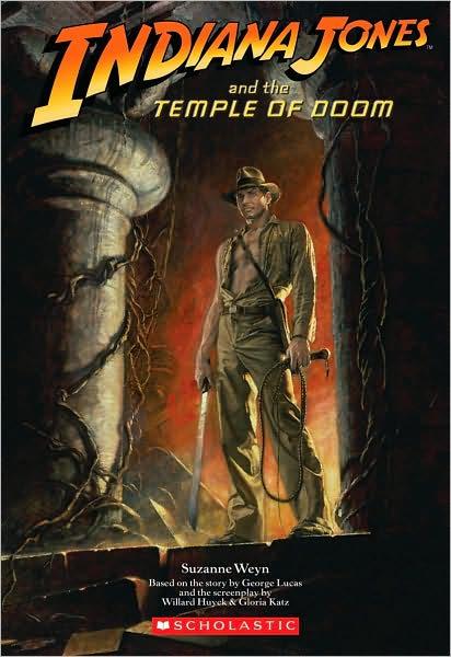 Indiana Jones and the Temple of Doom (junior novelization)